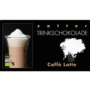 zotter - TrinkSchokolade Caffè Latte