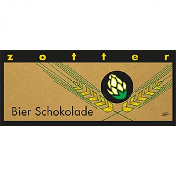zotter - Bier Schokolade