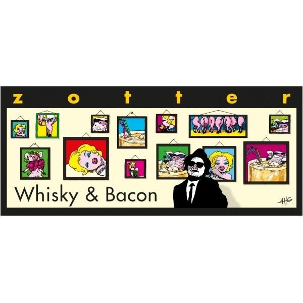 zotter - Whisky & Bacon