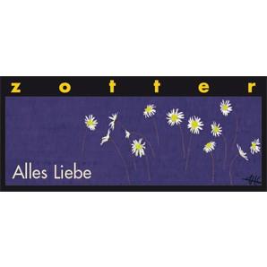 zotter - Alles Liebe