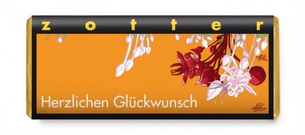 zotter - Herzlichen Grückwunsch - Tausend Blätternougat