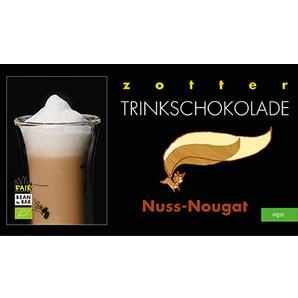 zotter - TrinkSchokolade Nuss-Nougat