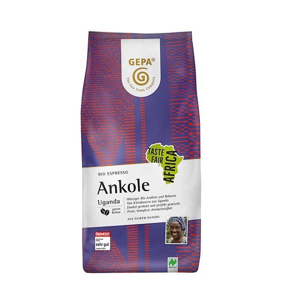 Bio Kaffee Espresso Ankole, Bohne