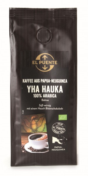 Yha Hauka Bio-Kaffee Gourmet (Bohne)