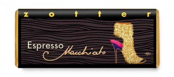 zotter - Espresso Macchiato