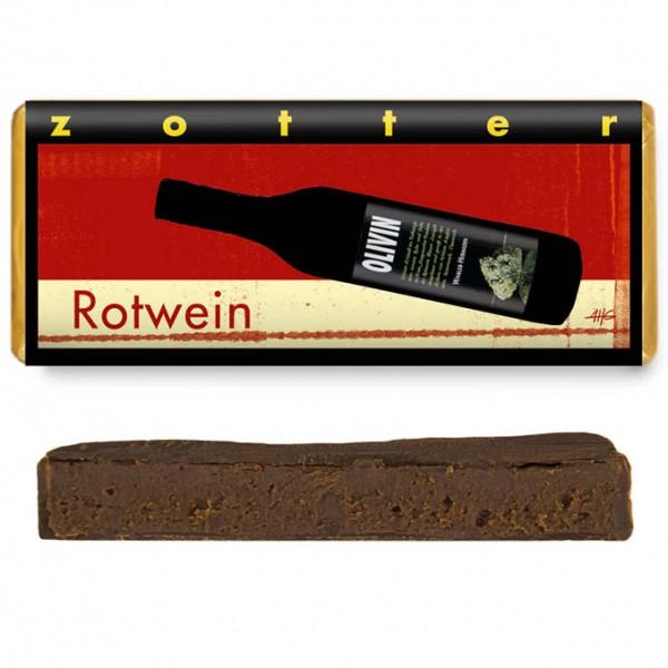 zotter - Rotwein