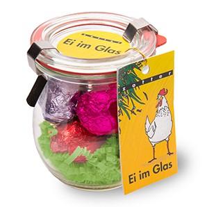 zotter - Ei im Glas
